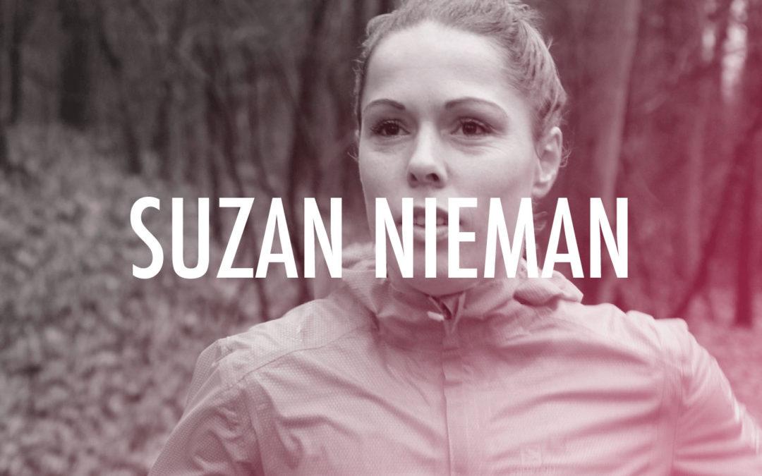 Portret Suzan Nieman
